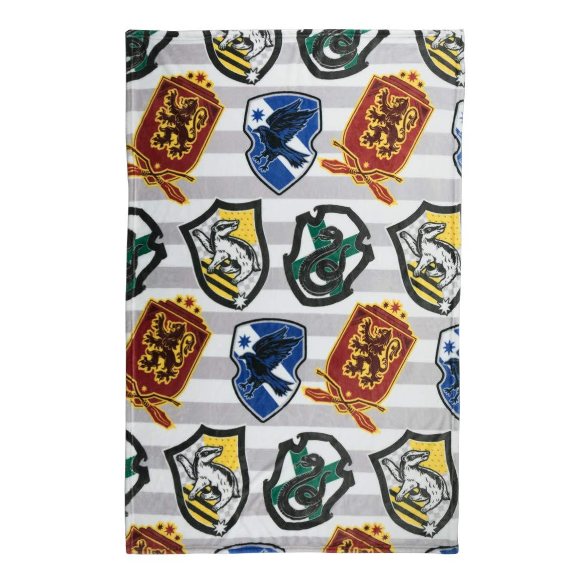 Official-Harry-Potter-Licensed-Fleece-Blanket-Bed-Throw-Hogwarts-Muggles thumbnail 6