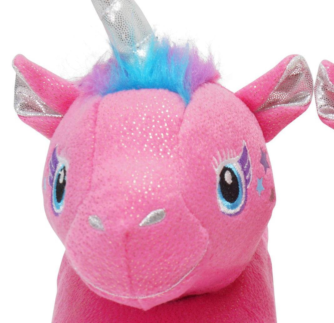 Build A Bear 3D Slippers Boys Girls Designs Unicorn Llama Dino Raptor Shark