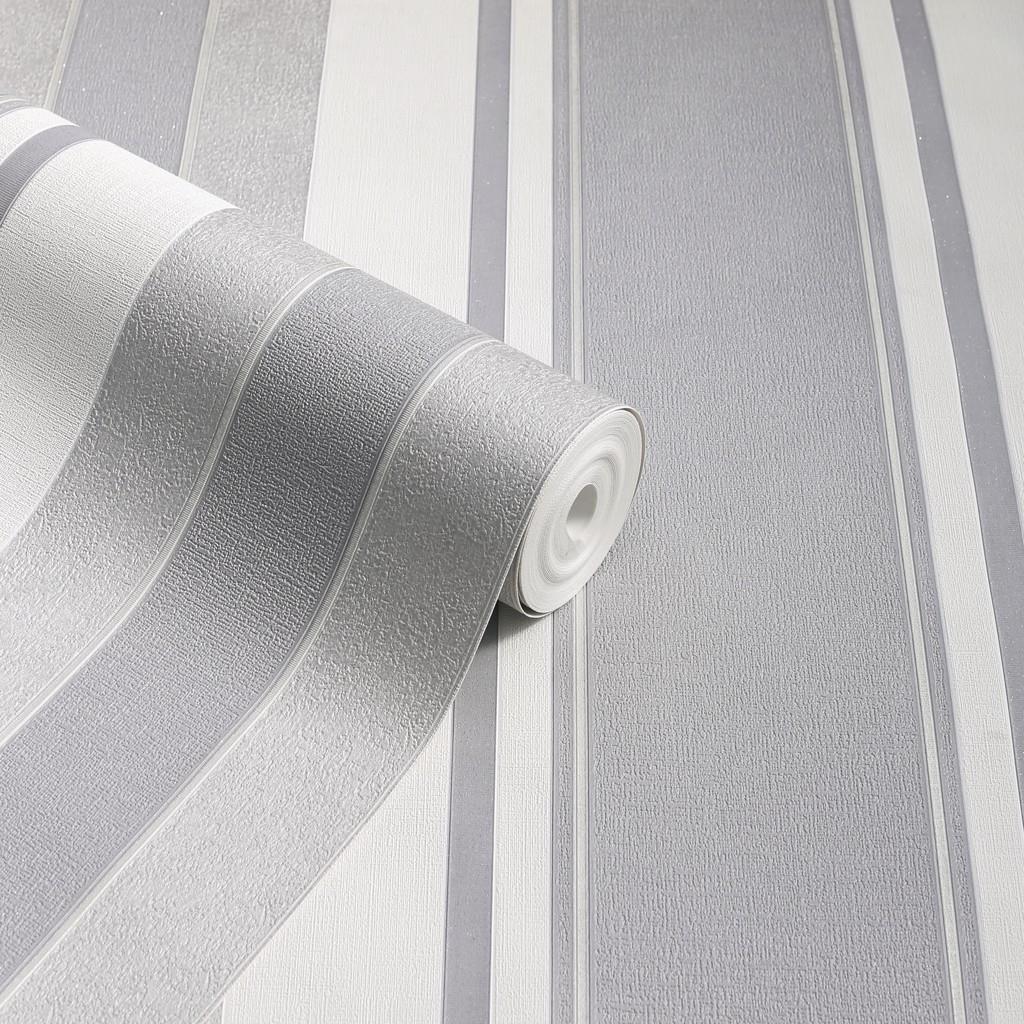 thumbnail 20 - Arthouse Palazzo Range Damask & Stripe Glitter Textured Wallpaper 10m Rolls