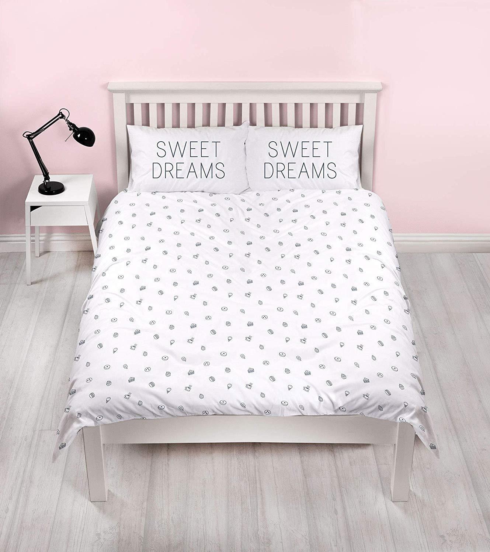 thumbnail 12 - Official Pusheen Sweet Dreams Single/Double/King Reversible Duvet Cover Bed Set