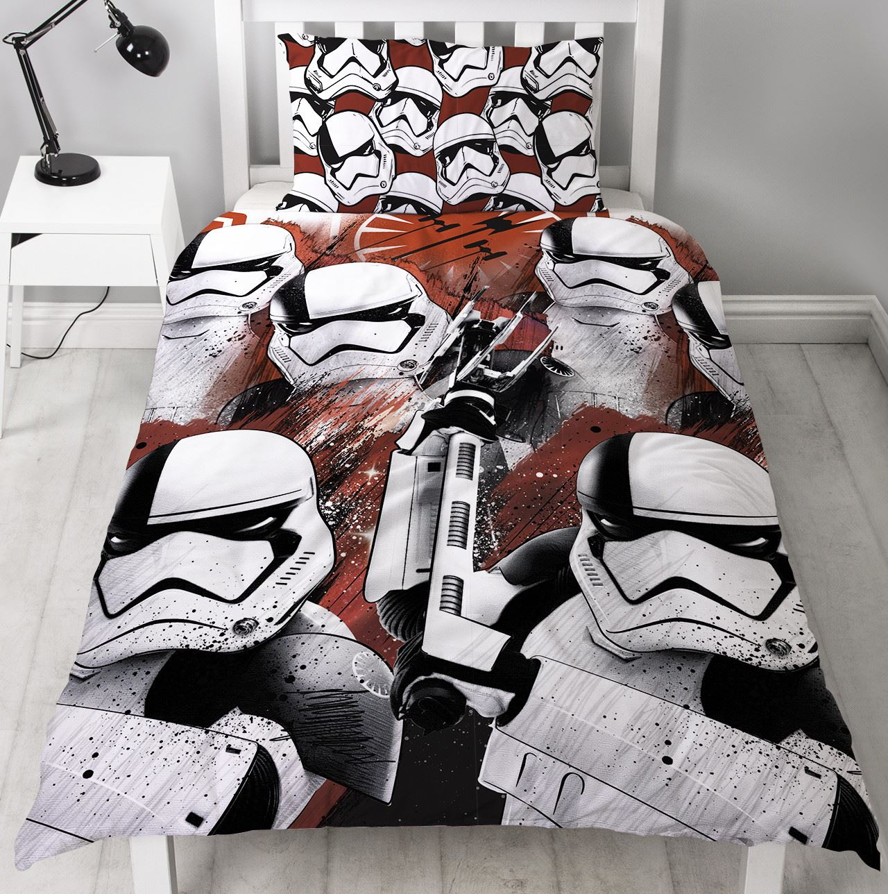 Official-Star-Wars-Licensed-Duvet-Covers-Single-Double-Jedi-Darth-Vader-Lego thumbnail 51