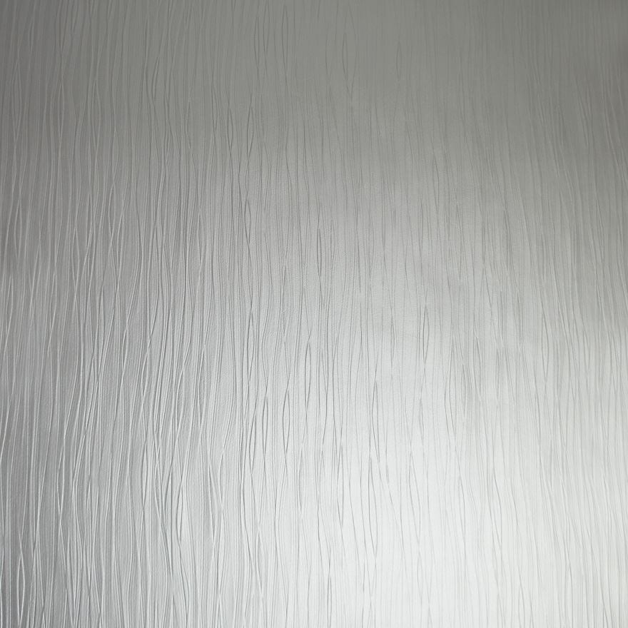 Holden Decor Shay Plain Texture Silver Metallic Wallpaper 22280