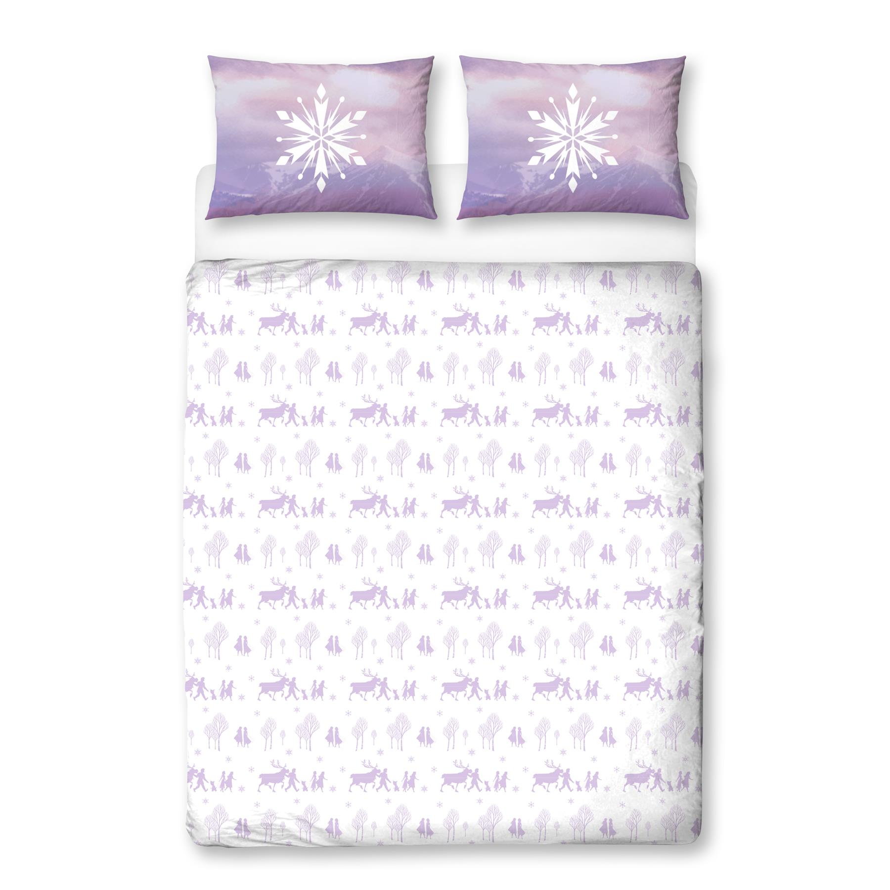 Official-Frozen-2-Duvet-Covers-Single-Double-Reversible-Bedding-Elsa-Anna-Olaf thumbnail 11