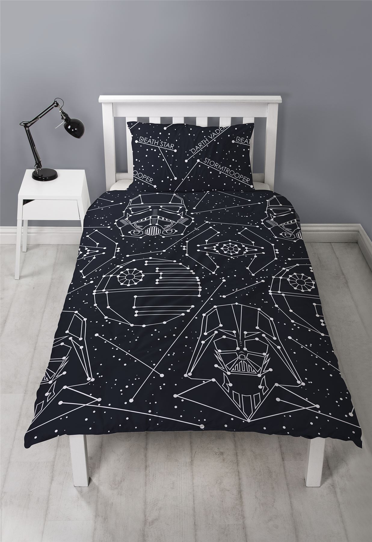 Official-Star-Wars-Licensed-Duvet-Covers-Single-Double-Jedi-Darth-Vader-Lego thumbnail 39