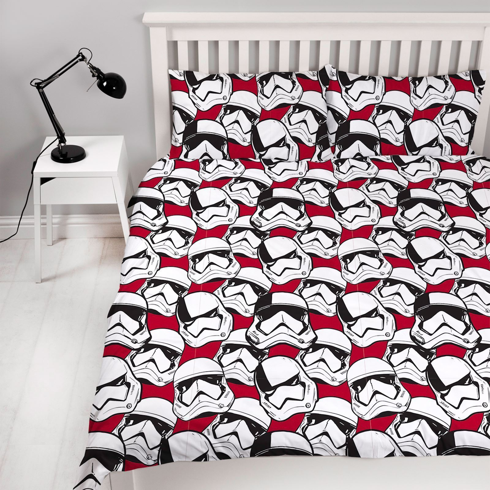 Official-Star-Wars-Licensed-Duvet-Covers-Single-Double-Jedi-Darth-Vader-Lego thumbnail 46