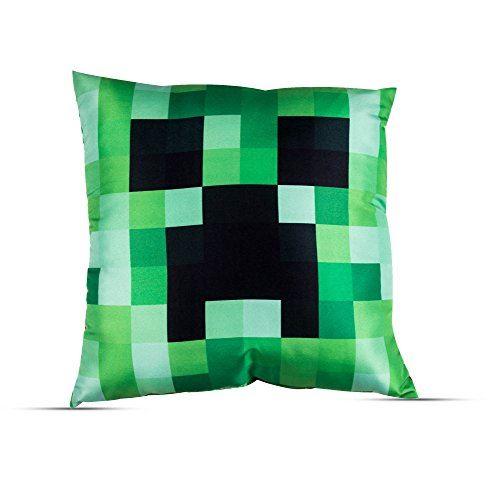 miniatura 75 - Minecraft Biancheria da letto Creeper PIUMONI Asciugamano Cuscino Coperta-venduta separatamente
