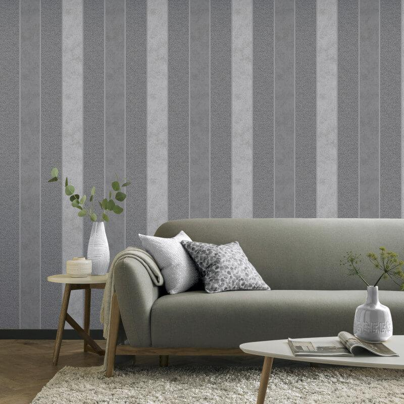 Arthouse-Calico-Range-Trellis-Floral-Dot-Stripe-amp-Plain-Textured-Wallpaper thumbnail 23