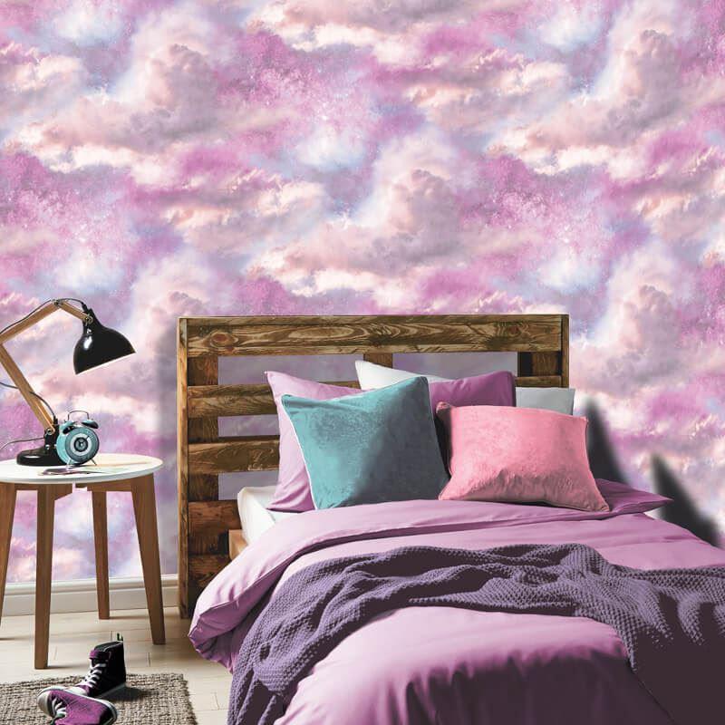 Arthouse-Diamond-Galaxy-Cloud-Effect-Wallpaper-5-Colours thumbnail 11
