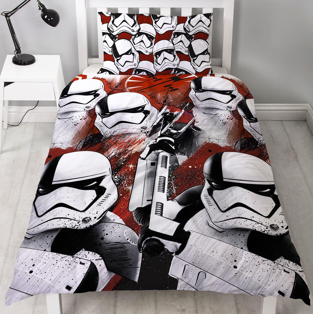 Official-Star-Wars-Licensed-Duvet-Covers-Single-Double-Jedi-Darth-Vader-Lego thumbnail 50