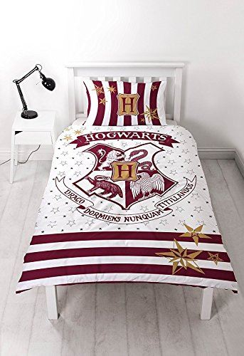 Official-Harry-Potter-Licensed-Duvet-Covers-Single-Double-Muggles-Hogwarts-Charm thumbnail 27
