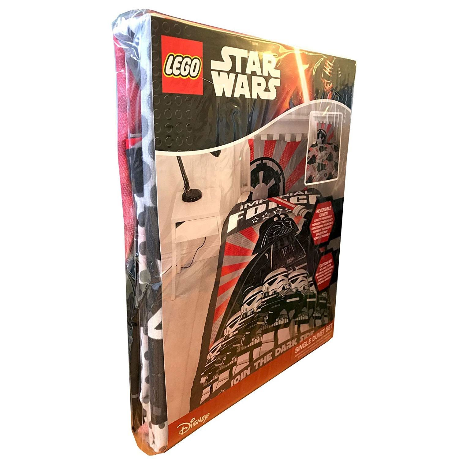 Official-Star-Wars-Licensed-Duvet-Covers-Single-Double-Jedi-Darth-Vader-Lego thumbnail 9