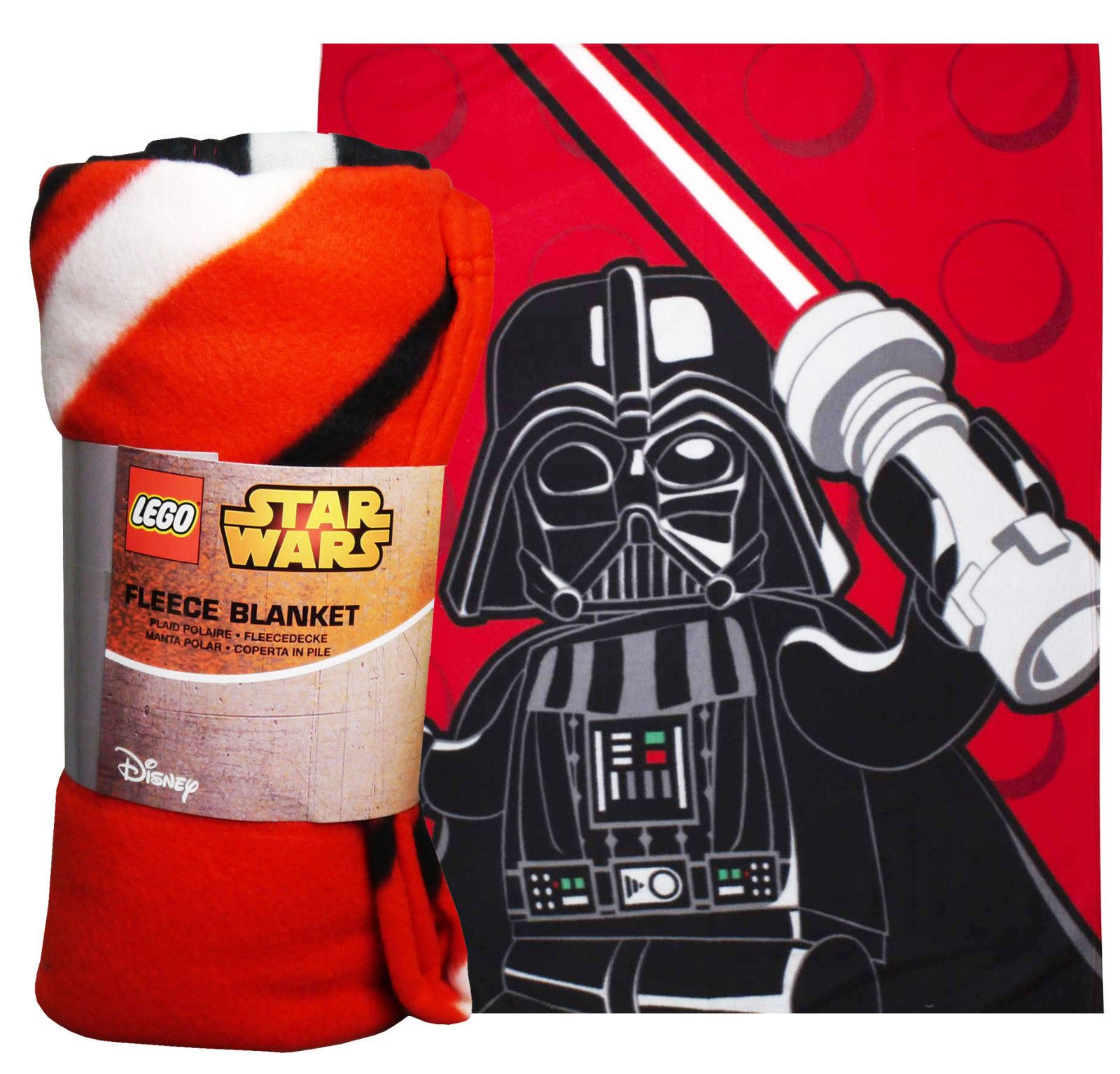 Official-Licensed-Fleece-Blanket-Bed-Throw-100-x-150cm-Fortnite-Disney-Lego-DC thumbnail 32