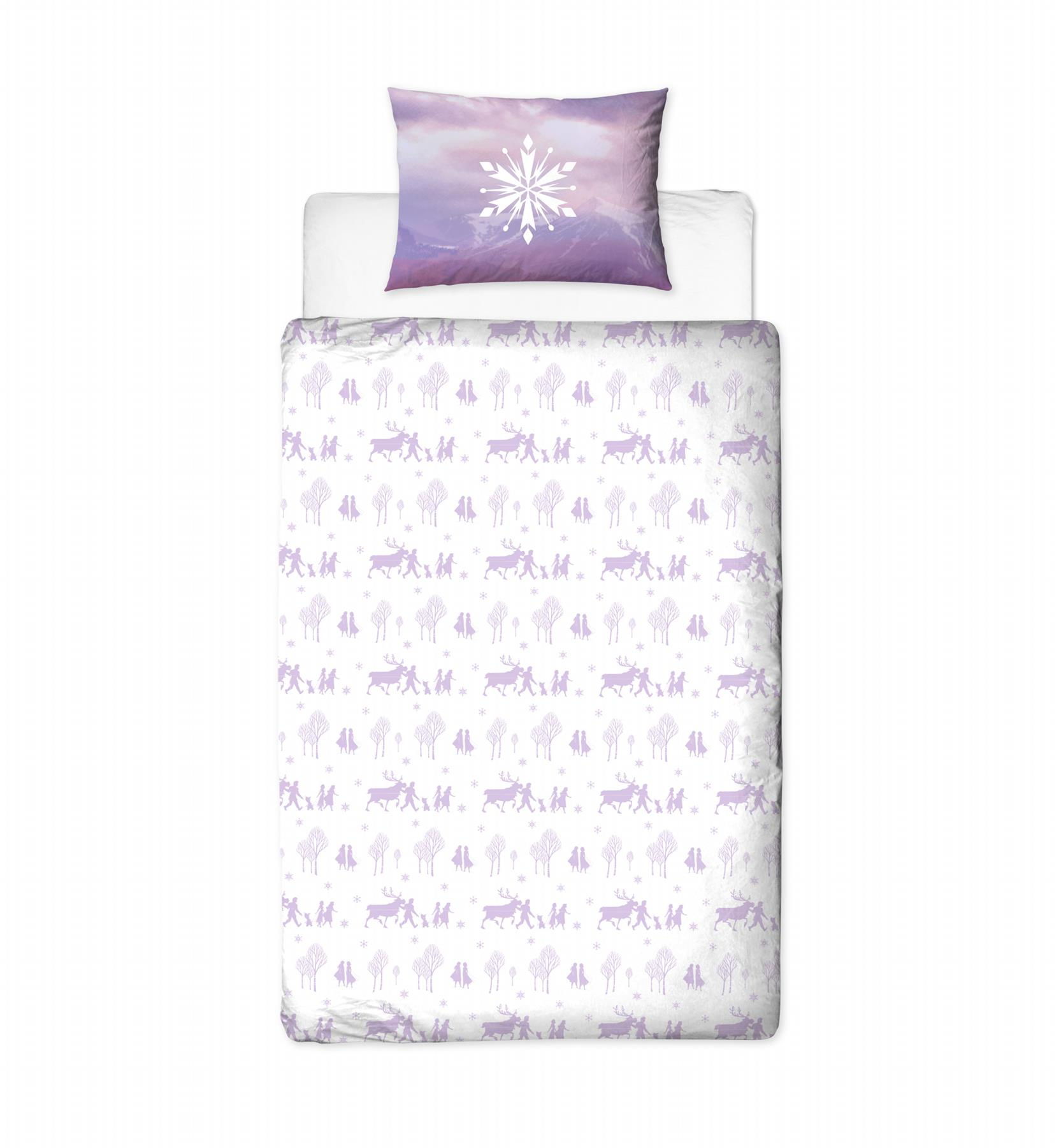 Official-Frozen-2-Duvet-Covers-Single-Double-Reversible-Bedding-Elsa-Anna-Olaf thumbnail 17