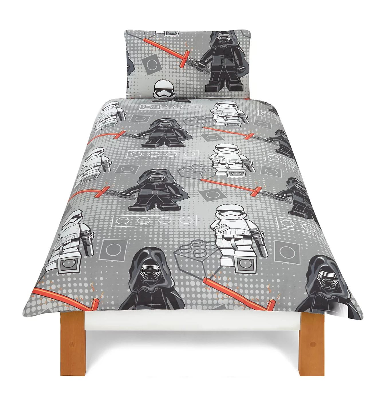 Official-Star-Wars-Licensed-Duvet-Covers-Single-Double-Jedi-Darth-Vader-Lego thumbnail 16