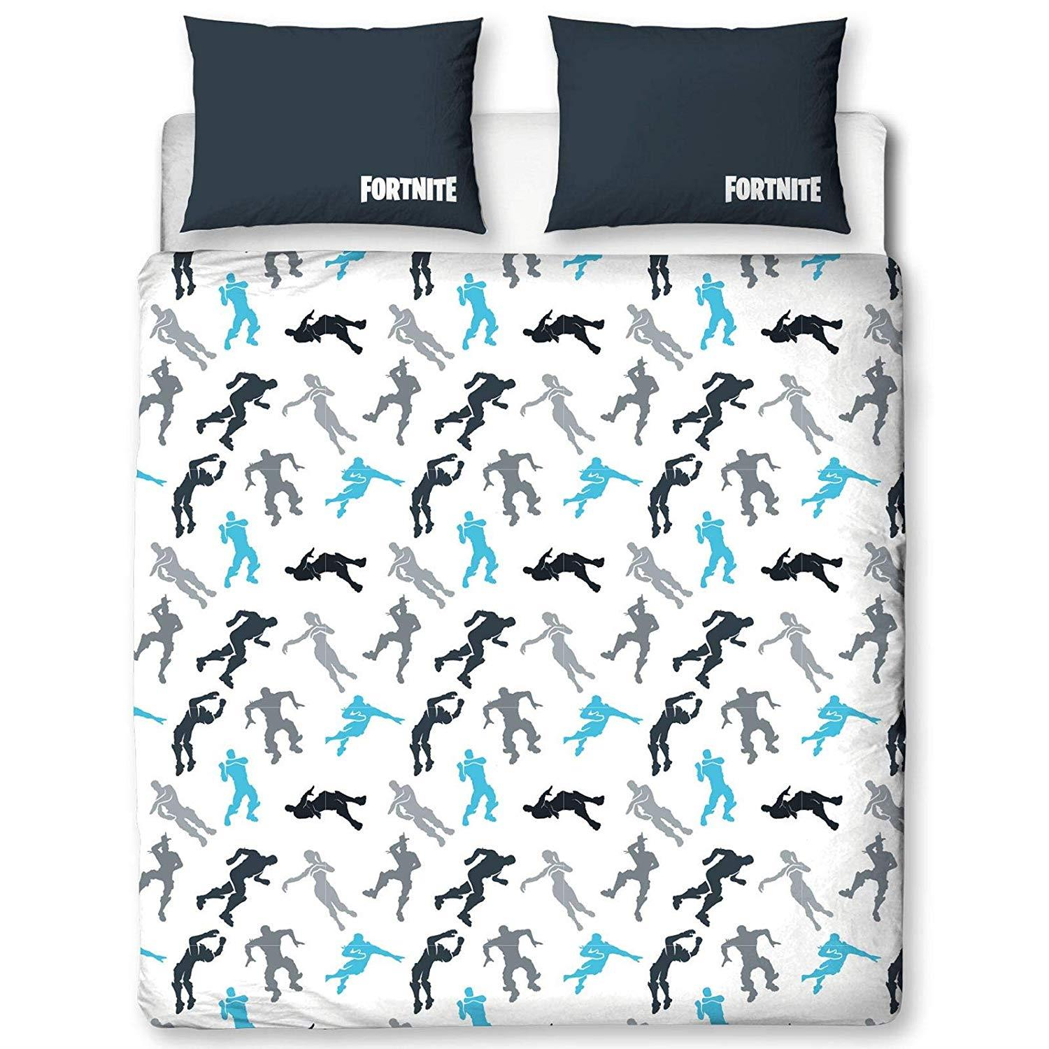 Official-FORTNITE-Licensed-Duvet-Covers-Single-Double-Emotes-LLama-Bedding thumbnail 4