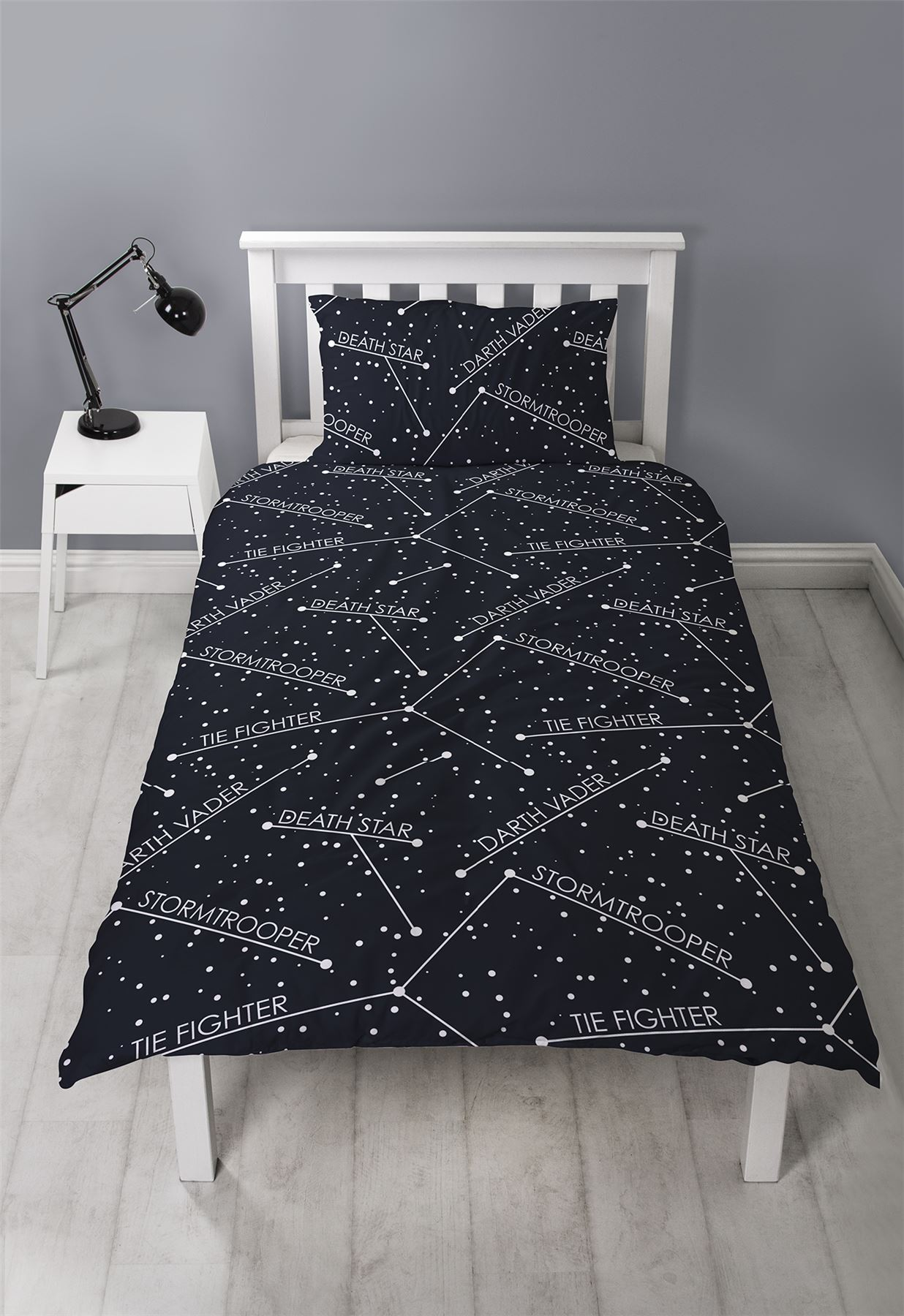 Official-Star-Wars-Licensed-Duvet-Covers-Single-Double-Jedi-Darth-Vader-Lego thumbnail 40