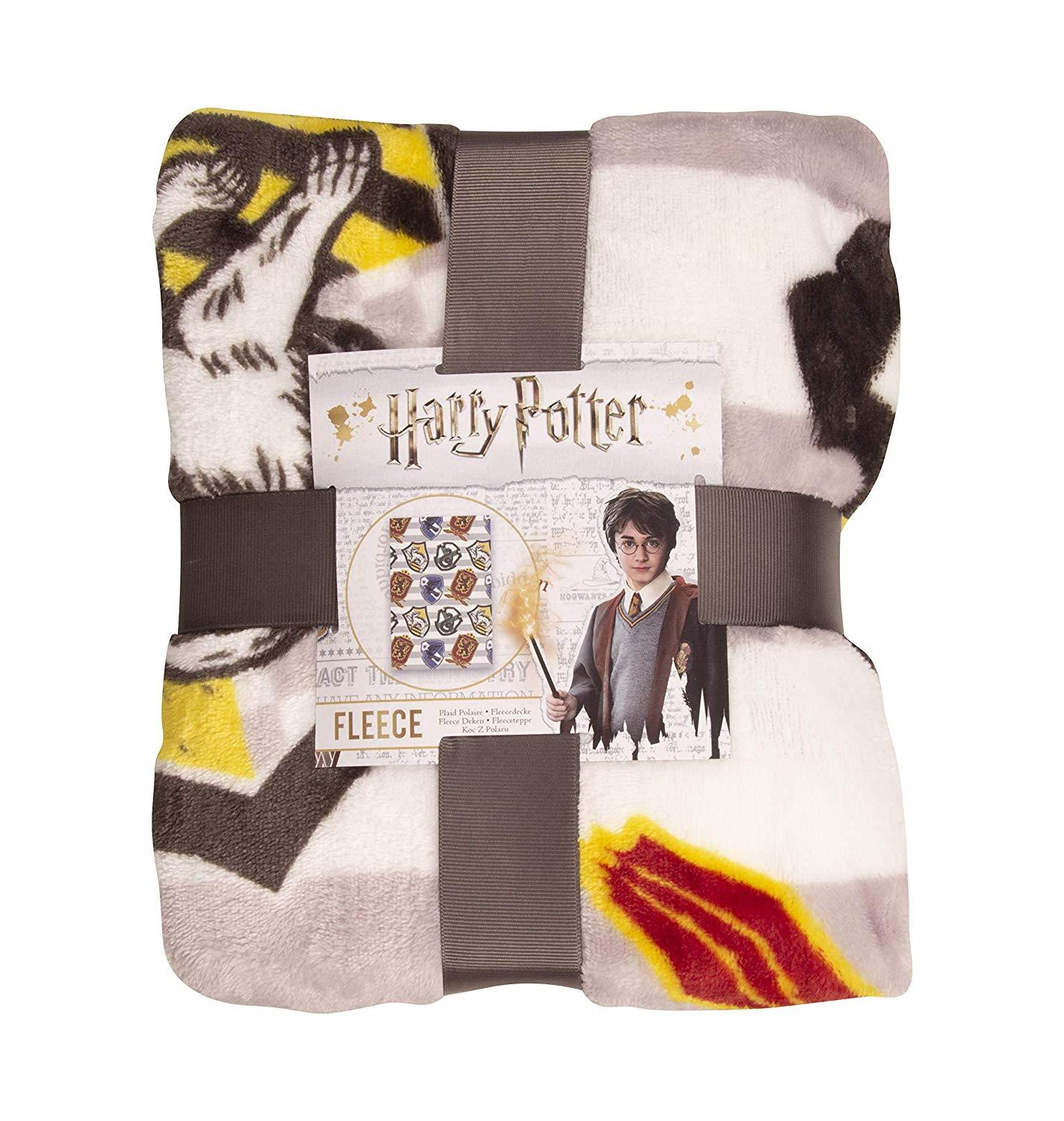 Official-Harry-Potter-Licensed-Fleece-Blanket-Bed-Throw-Hogwarts-Muggles thumbnail 7
