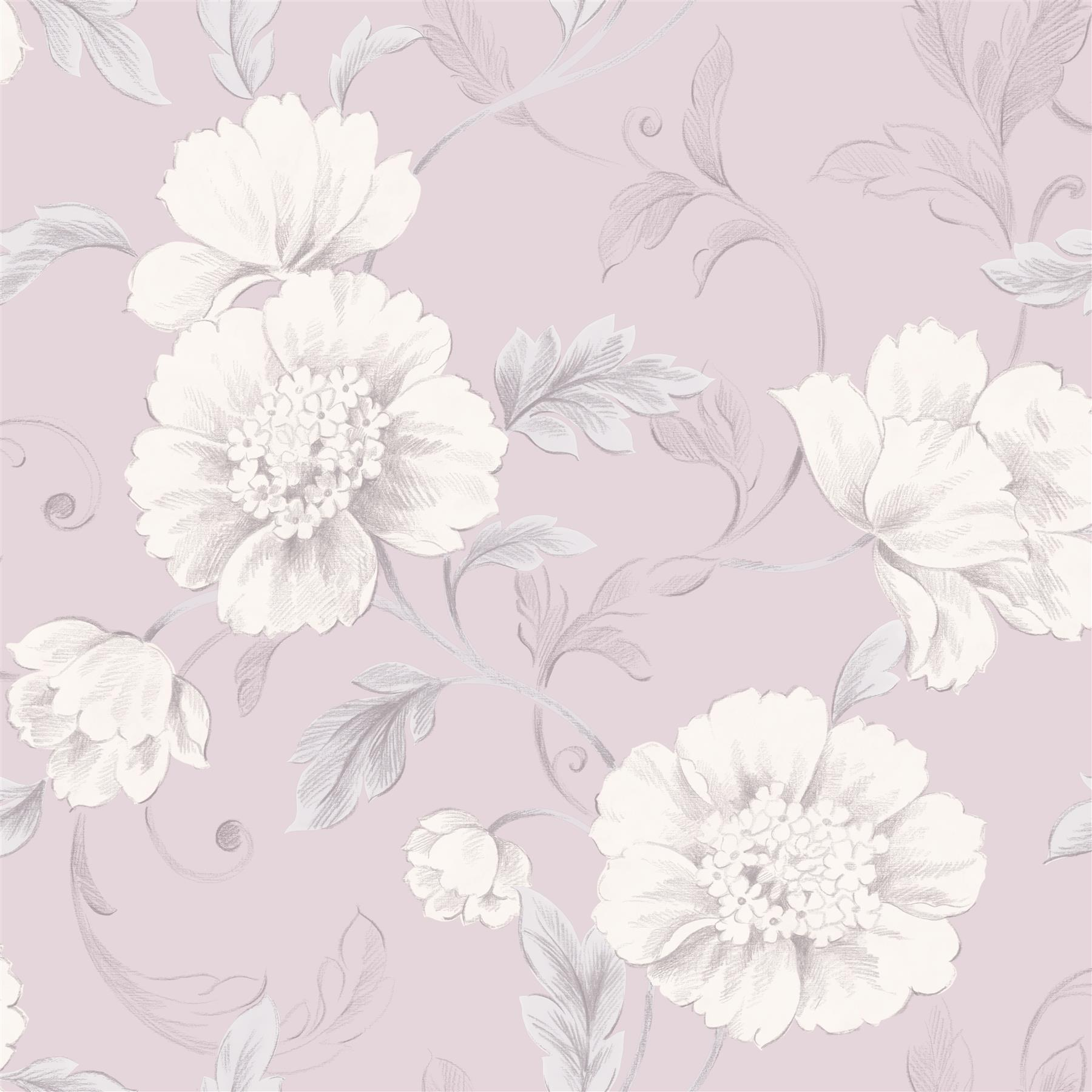 Stunning-Assorted-Floral-Roses-Leaves-10m-Wallpaper thumbnail 22