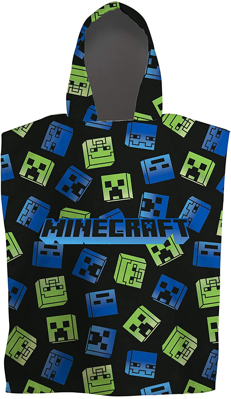 miniatura 13 - Minecraft Biancheria da letto Creeper PIUMONI Asciugamano Cuscino Coperta-venduta separatamente