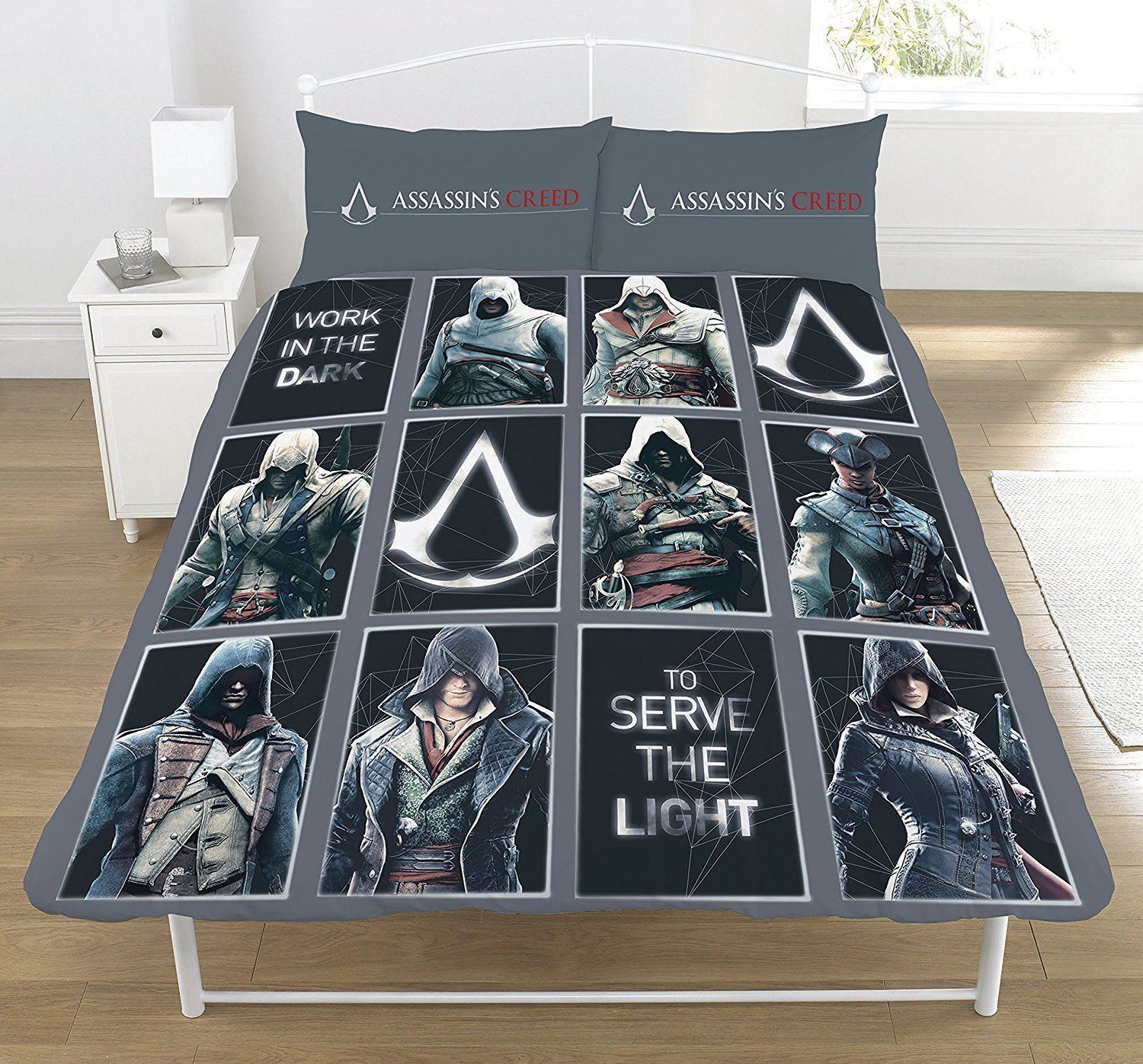 Assassin-039-s-Creed-Legacy-Bedding-Set-Single-Double-Duvet-Cover