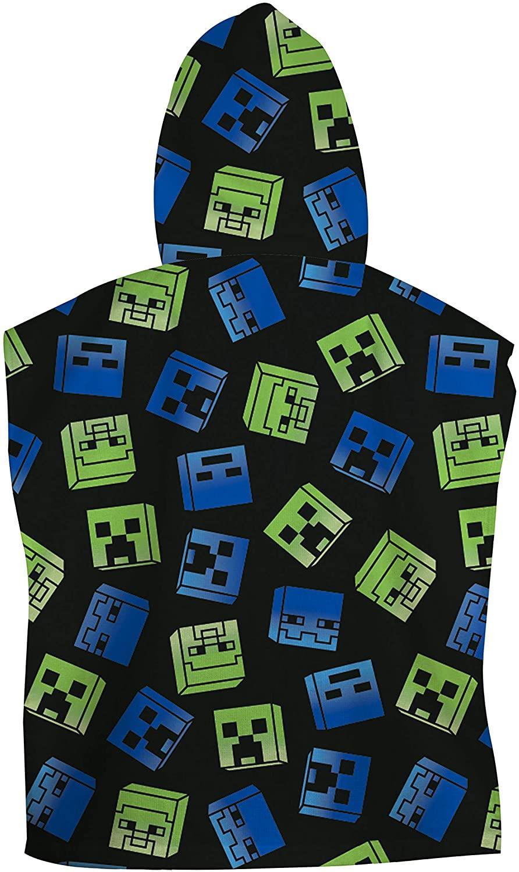miniatura 12 - Minecraft Biancheria da letto Creeper PIUMONI Asciugamano Cuscino Coperta-venduta separatamente