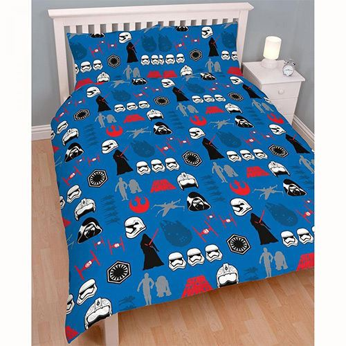 Official-Star-Wars-Licensed-Duvet-Covers-Single-Double-Jedi-Darth-Vader-Lego thumbnail 33