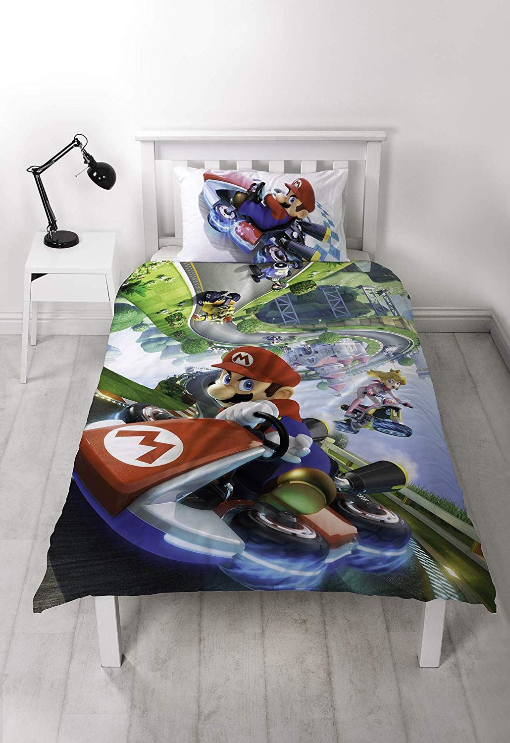 Official-Nintendo-Super-Mario-Licensed-Duvet-Covers-Single-Double-Odyssey-Maker thumbnail 11