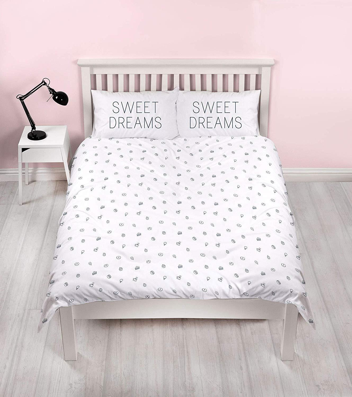 thumbnail 15 - Official Pusheen Sweet Dreams Single/Double/King Reversible Duvet Cover Bed Set