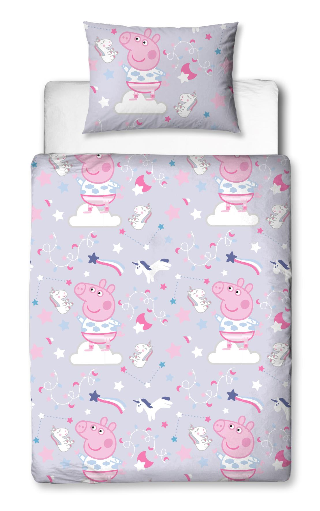 Official-Peppa-Pig-George-Duvet-Covers-Single-Double-Reversible-Bedding thumbnail 37