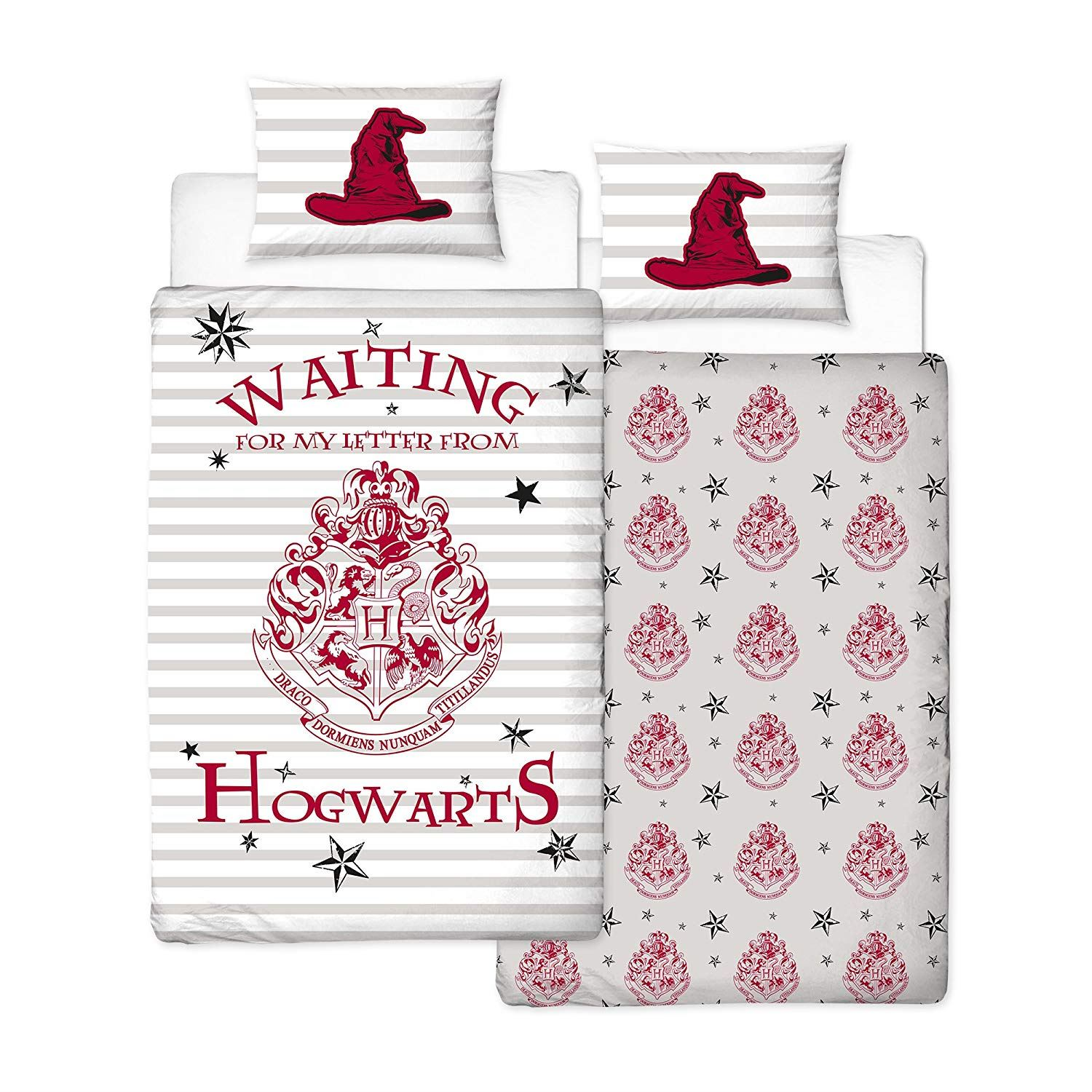 Official-Harry-Potter-Licensed-Duvet-Covers-Single-Double-Muggles-Hogwarts-Charm thumbnail 24