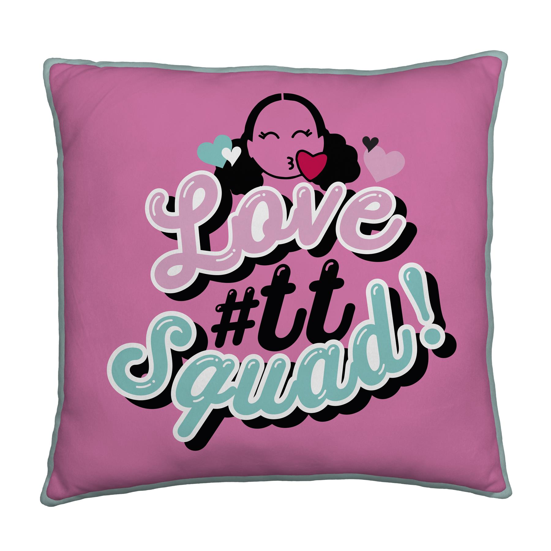 Hearts-by-Tiana-Bedding-Single-Duvet-Cushion-Fleece-Blanket-TTSquad thumbnail 3