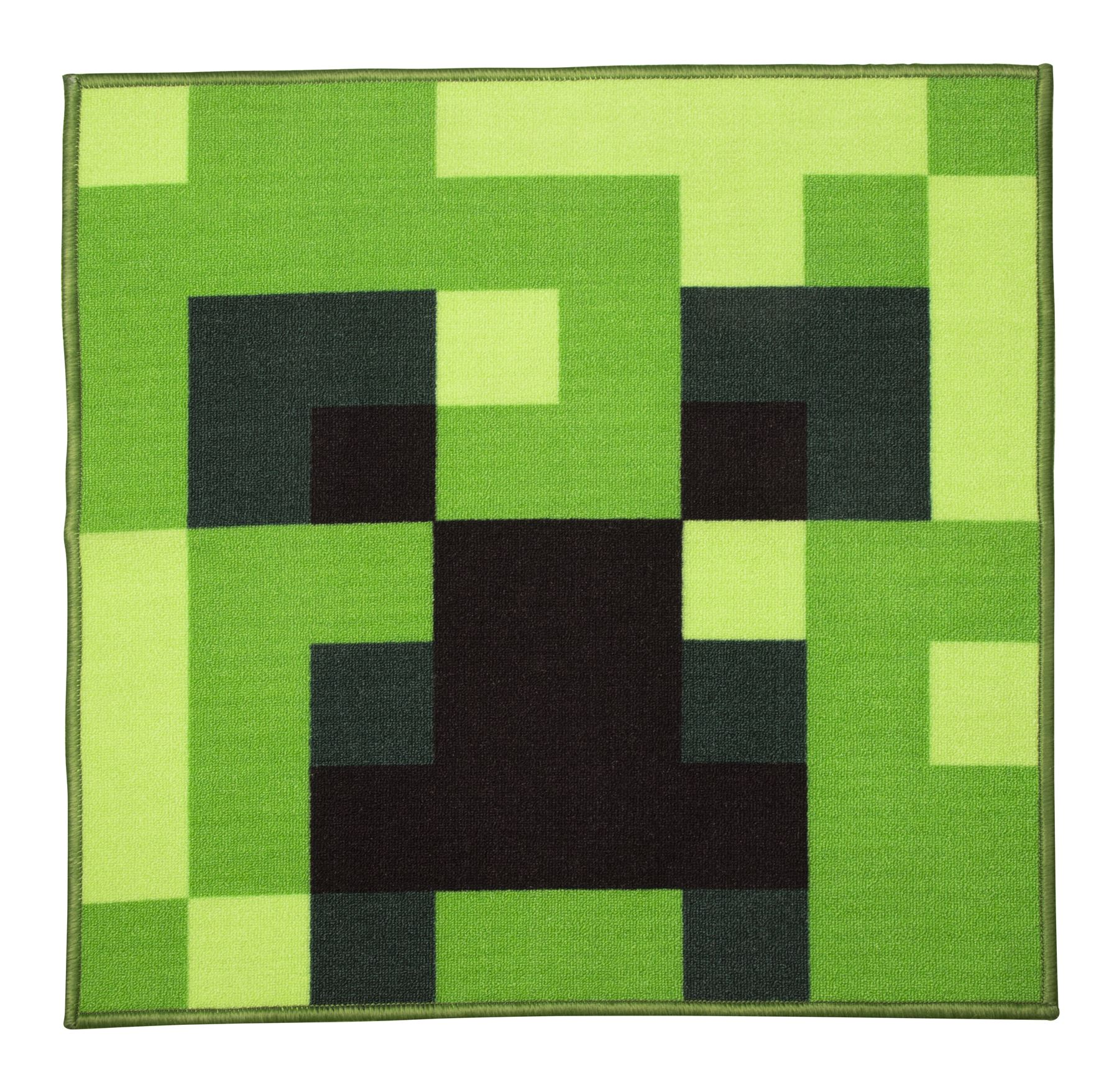 Official-Licensed-Character-Shaped-Rug-Boys-Girls-Matches-Bedding-Rugs-Minecraft thumbnail 9