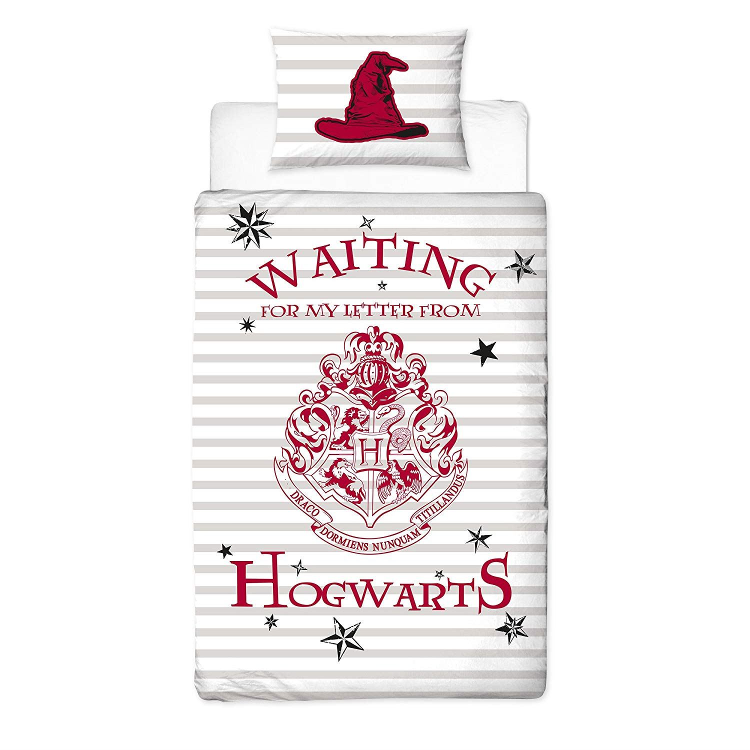 Official-Harry-Potter-Licensed-Duvet-Covers-Single-Double-Muggles-Hogwarts-Charm thumbnail 22