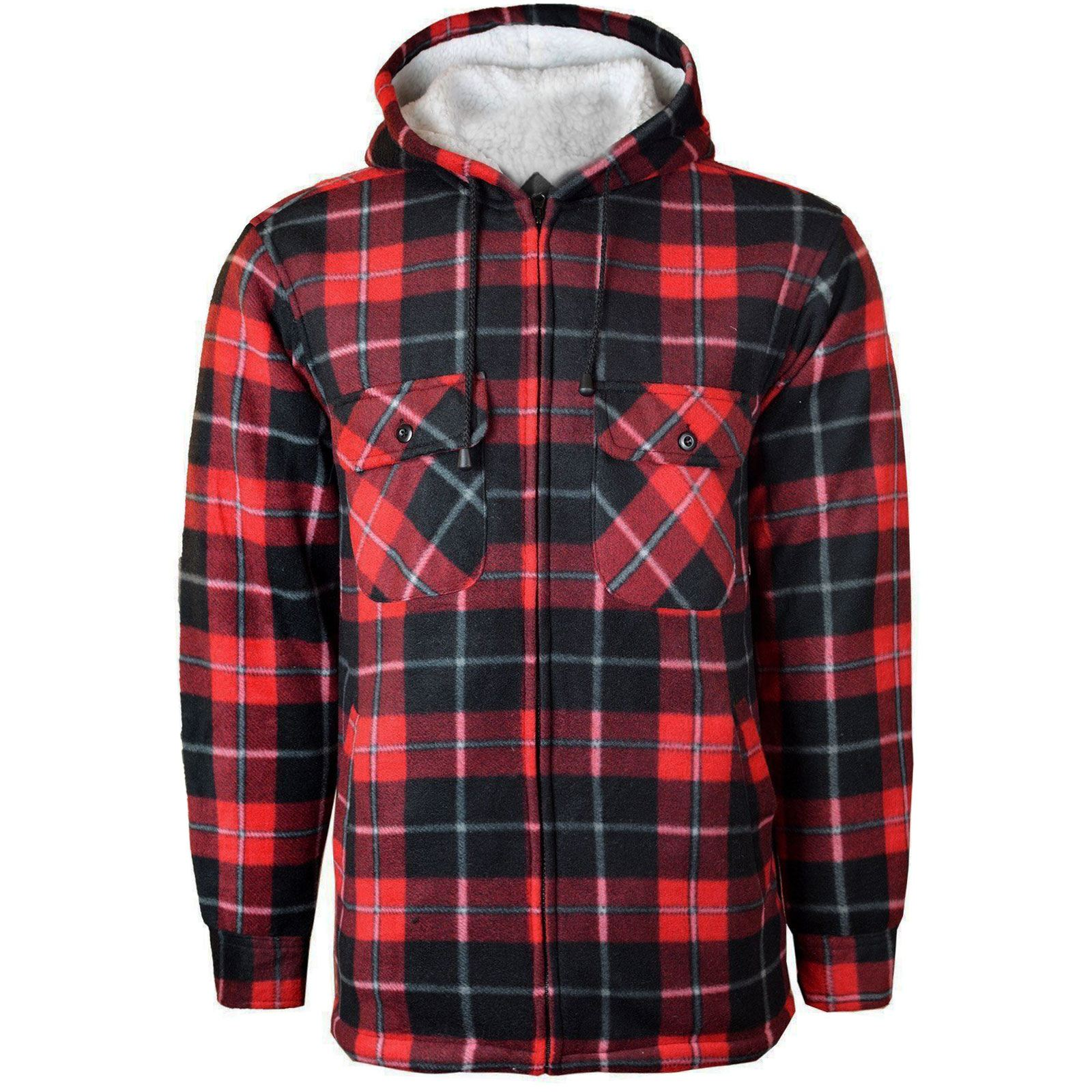 Superdry Mens Lumberjack Twill Shirt In Bolt Check Red Mix Now With Delivery From The Official
