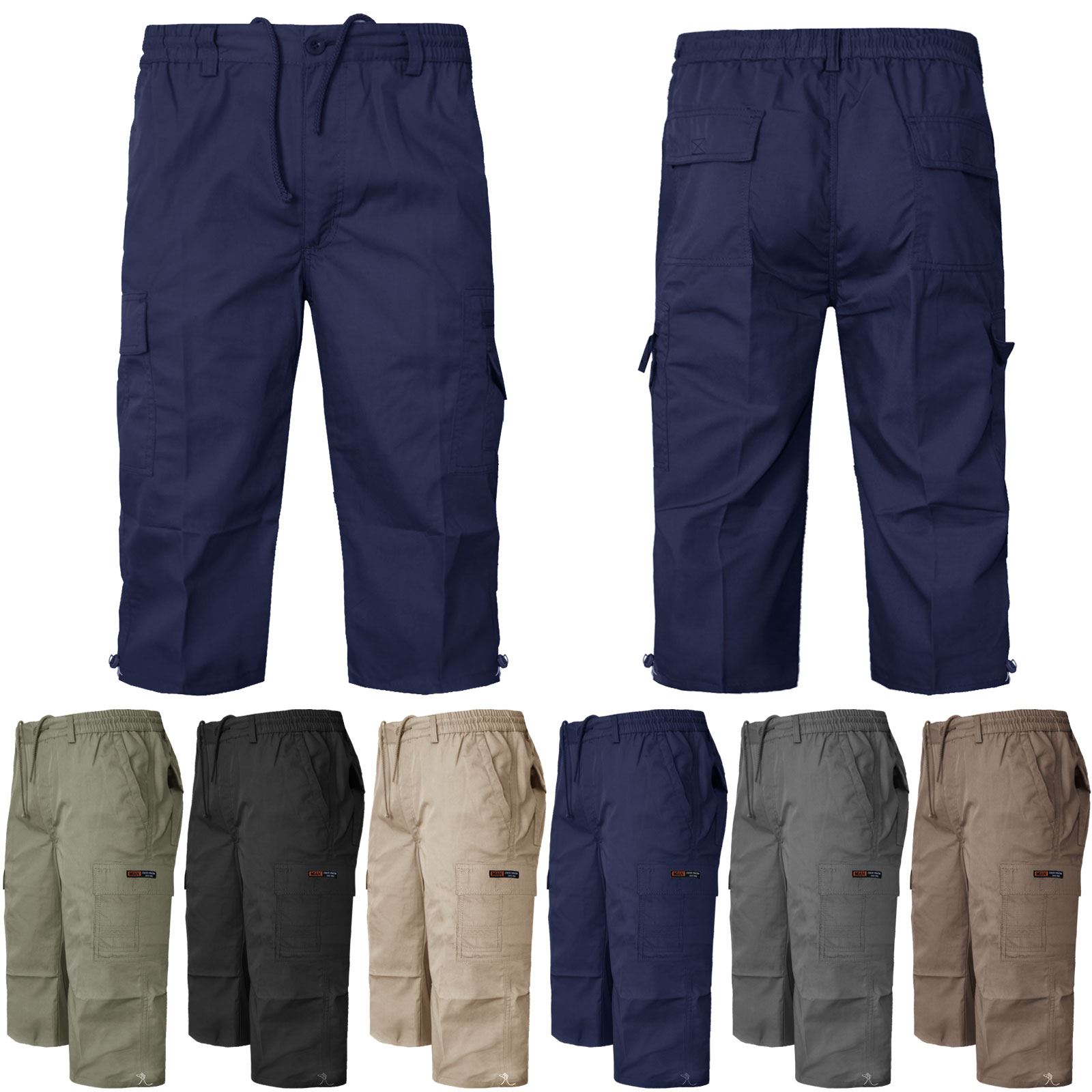 TROUSERS - 3/4-length trousers Notify rRNHQKO