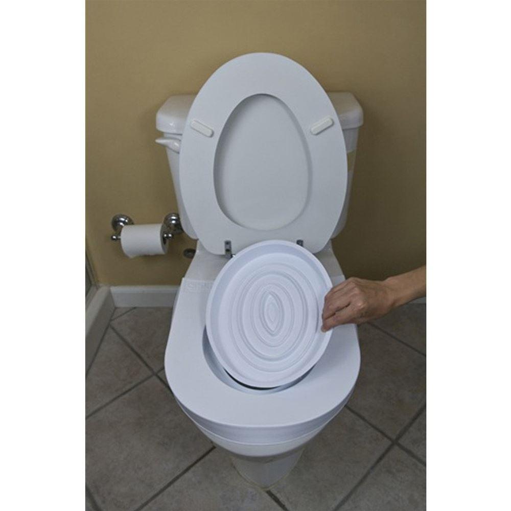 Cat Toilet Training Seat Litter Tray Kit Train System Pet