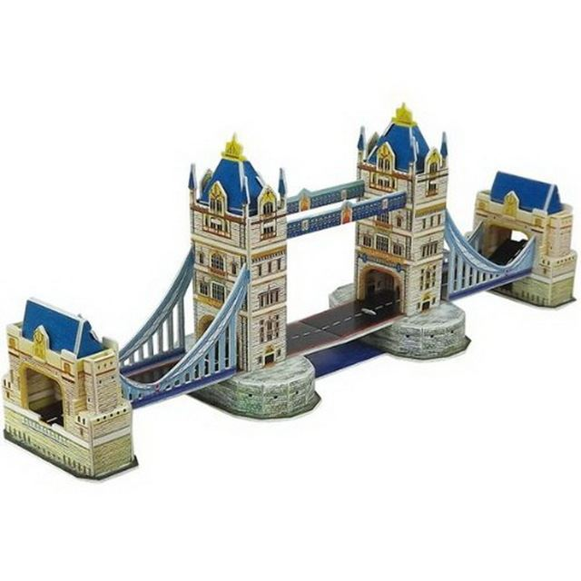 3D-Jigsaw-Puzzle-Eiffel-Tower-Paris-White-House-Big-Ben-London-Pisa-Sydney-Opera