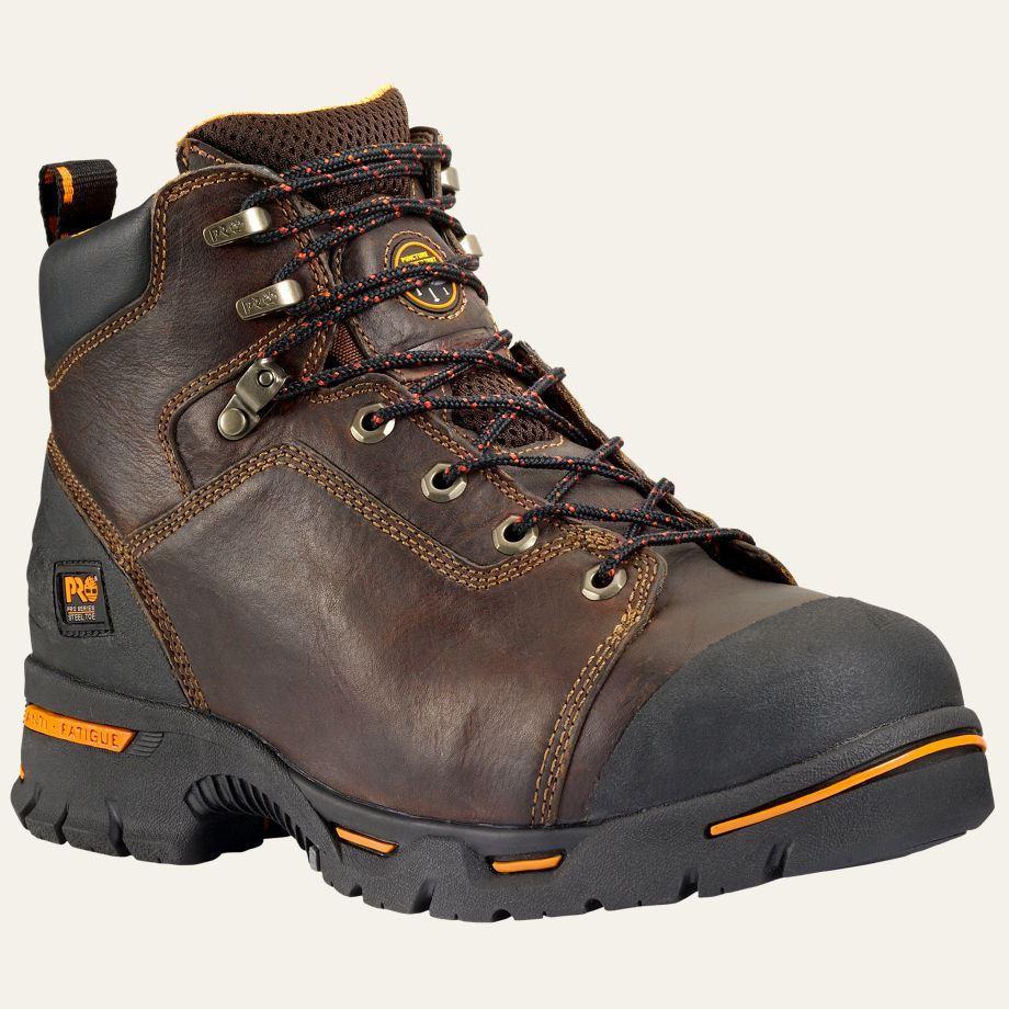 Timberland Pro Menns 52562 Utholdenhet 6 Pr Arbeidet Boot 3cs5HxGwQ
