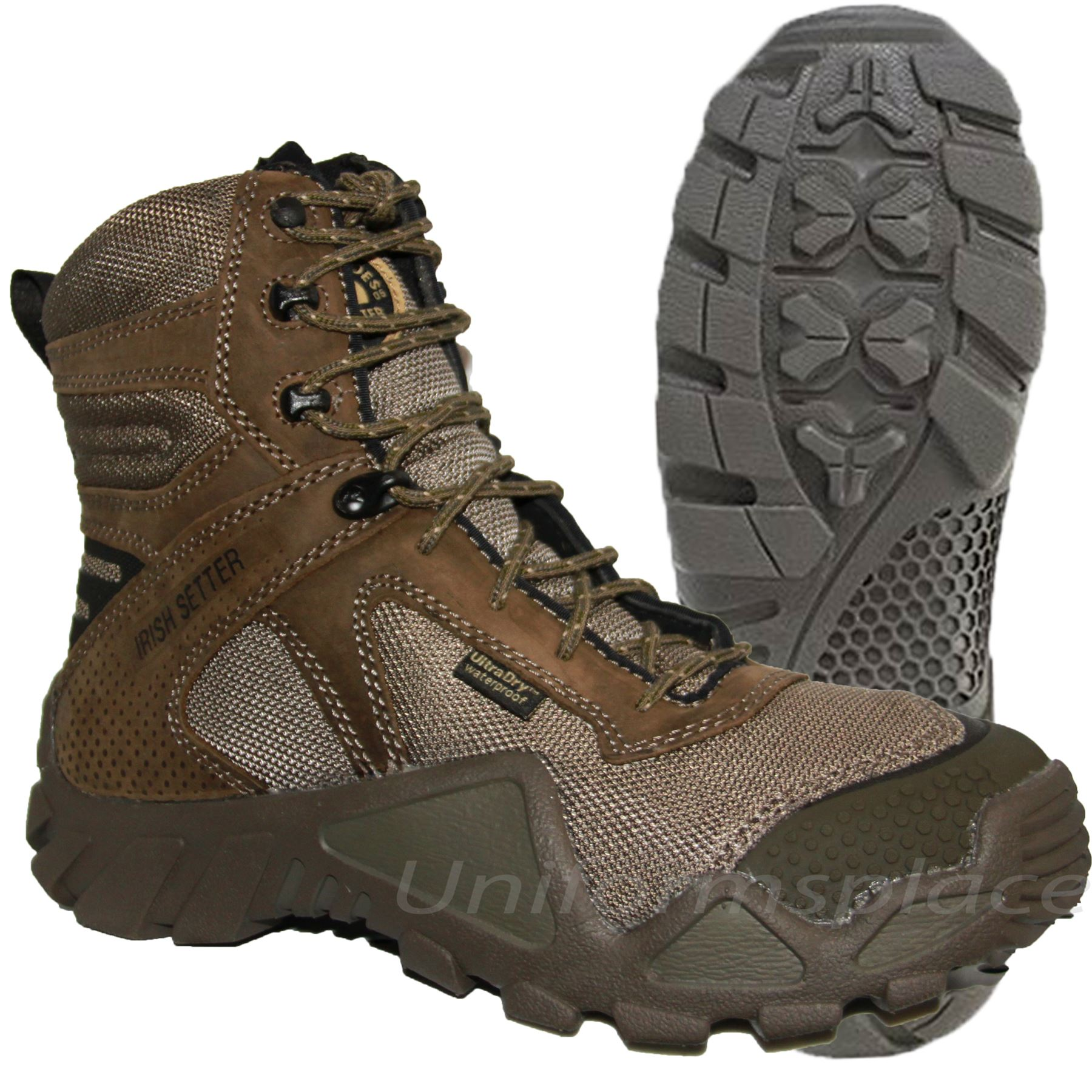 f1ccec64b4a8 Irish Setter by Red Wings Boots Mens Vaprtrek 8 Waterproof ...