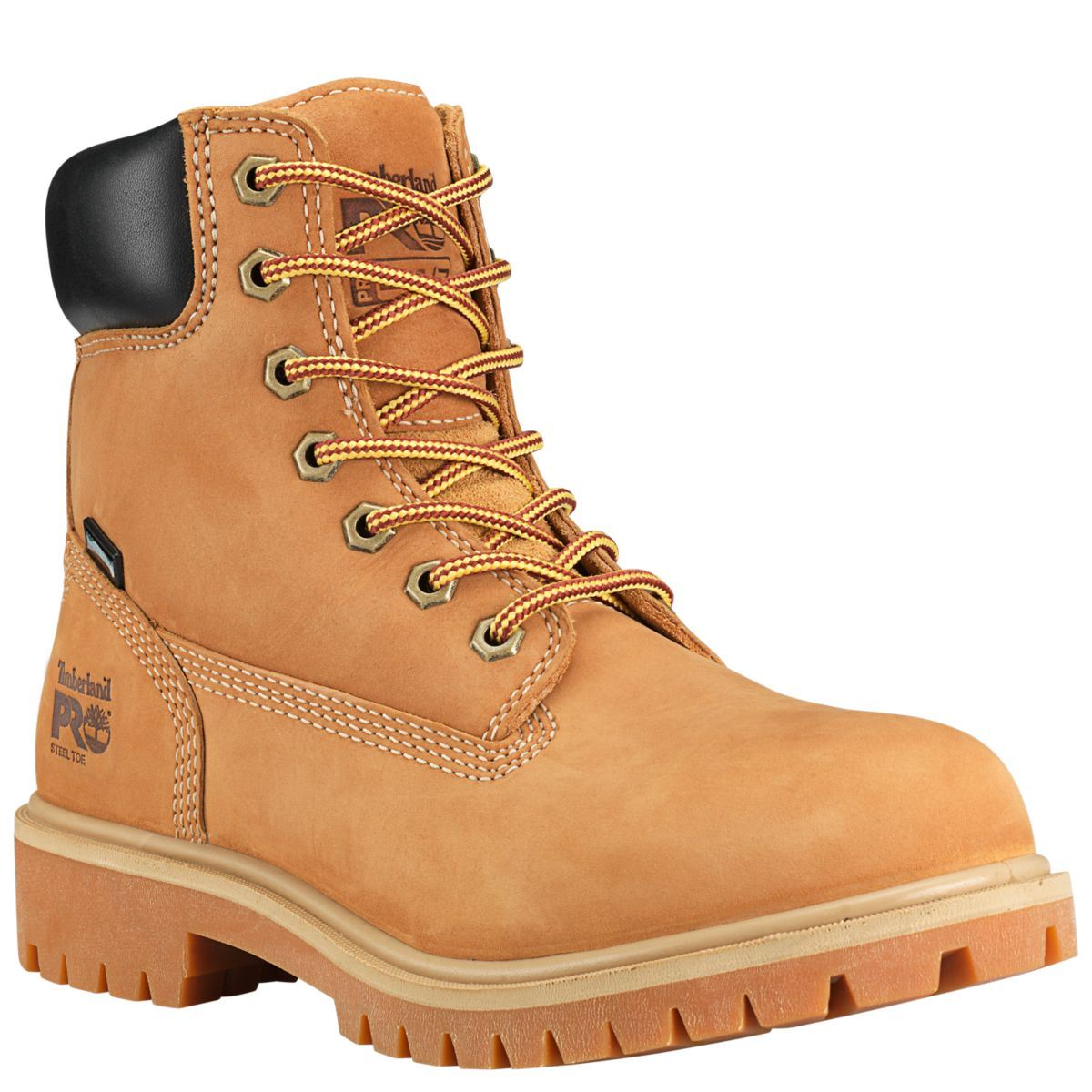 Timberland-PRO-Boot-Womens-Direct-Attach-6-034-Waterproof-Insulate-Steel-Toe-A1KJ8