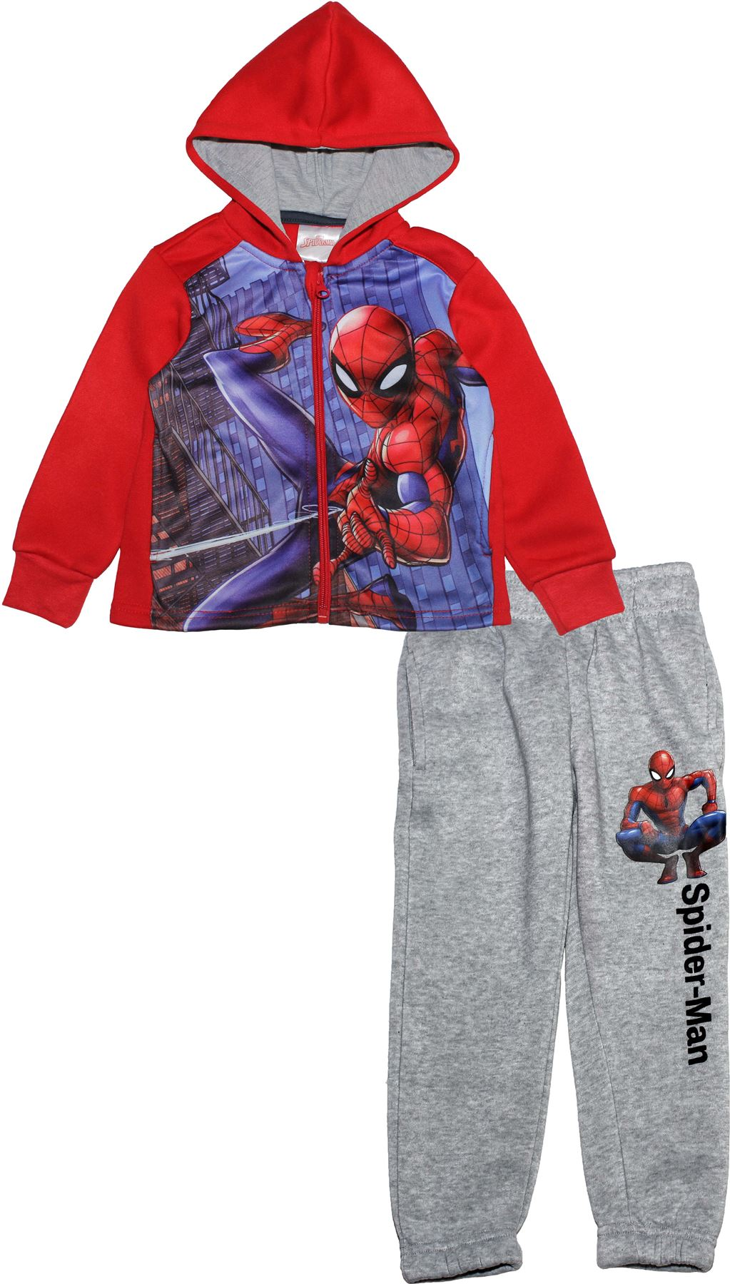 Jogging Spiderman