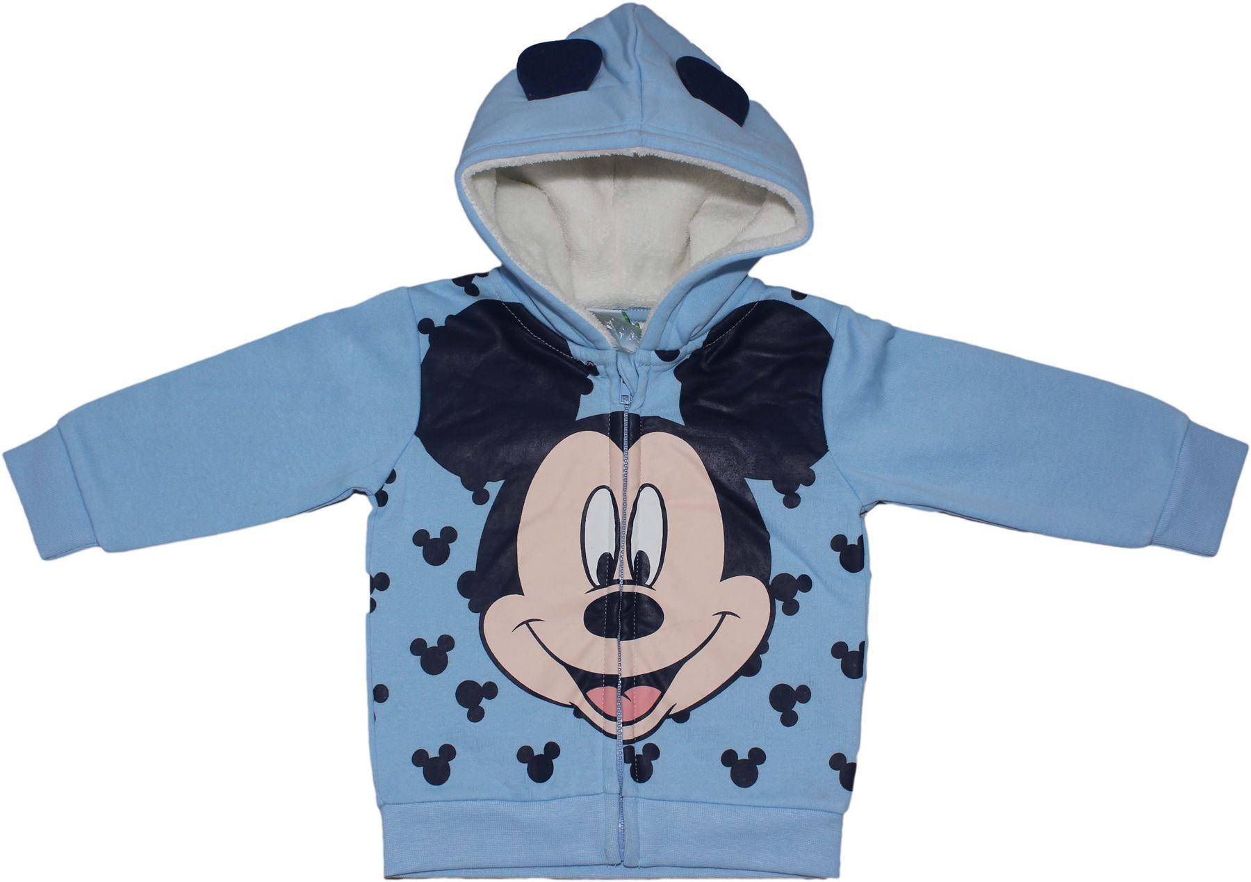 Disney Mickey Sweat Pull Polaire gar/çon