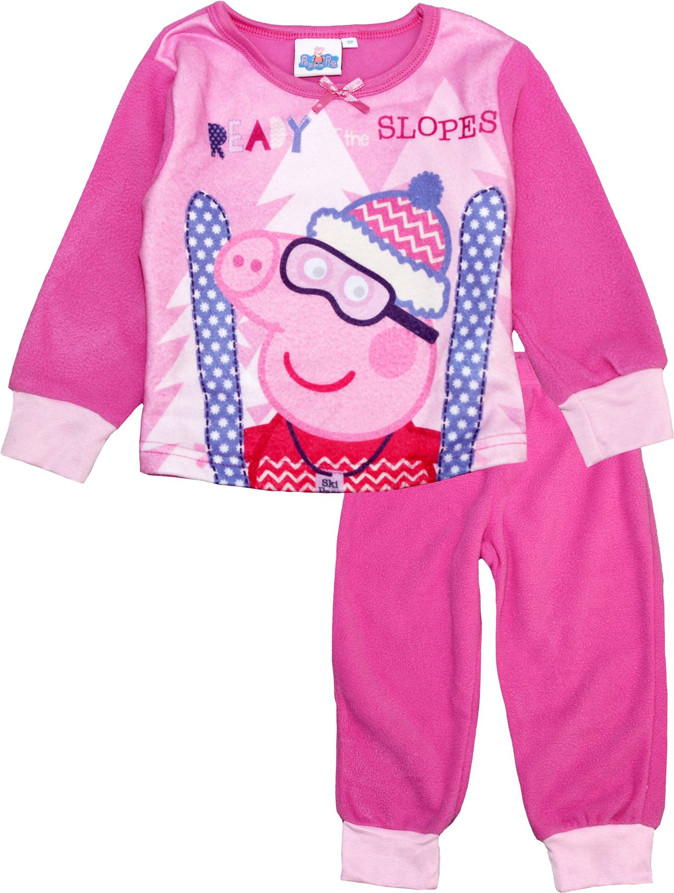 Peppa Pig Fleece Nightwear (2-16 Years) for Girls  d3efeb221