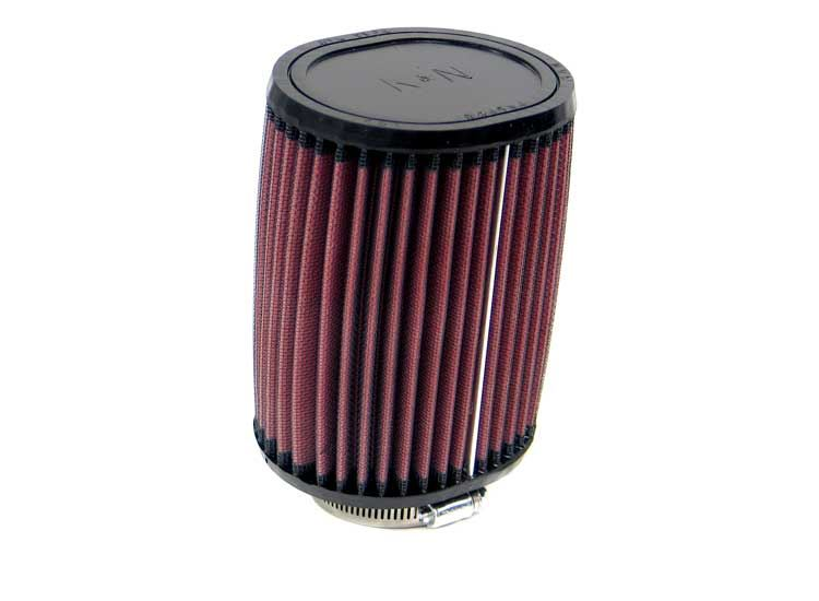 """4 4-1//2/""""OD-B 4-5//16 OD-T RU-0900 K/&N Universal Rubber Air Filter 2-11//16/"""" FLG"""