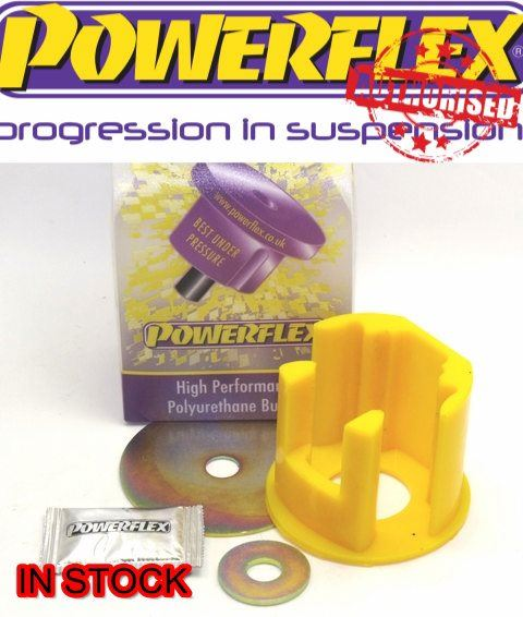 Powerflex PFF85-704 Lower Engine Mount Insert Performance Bush Large Skoda VW