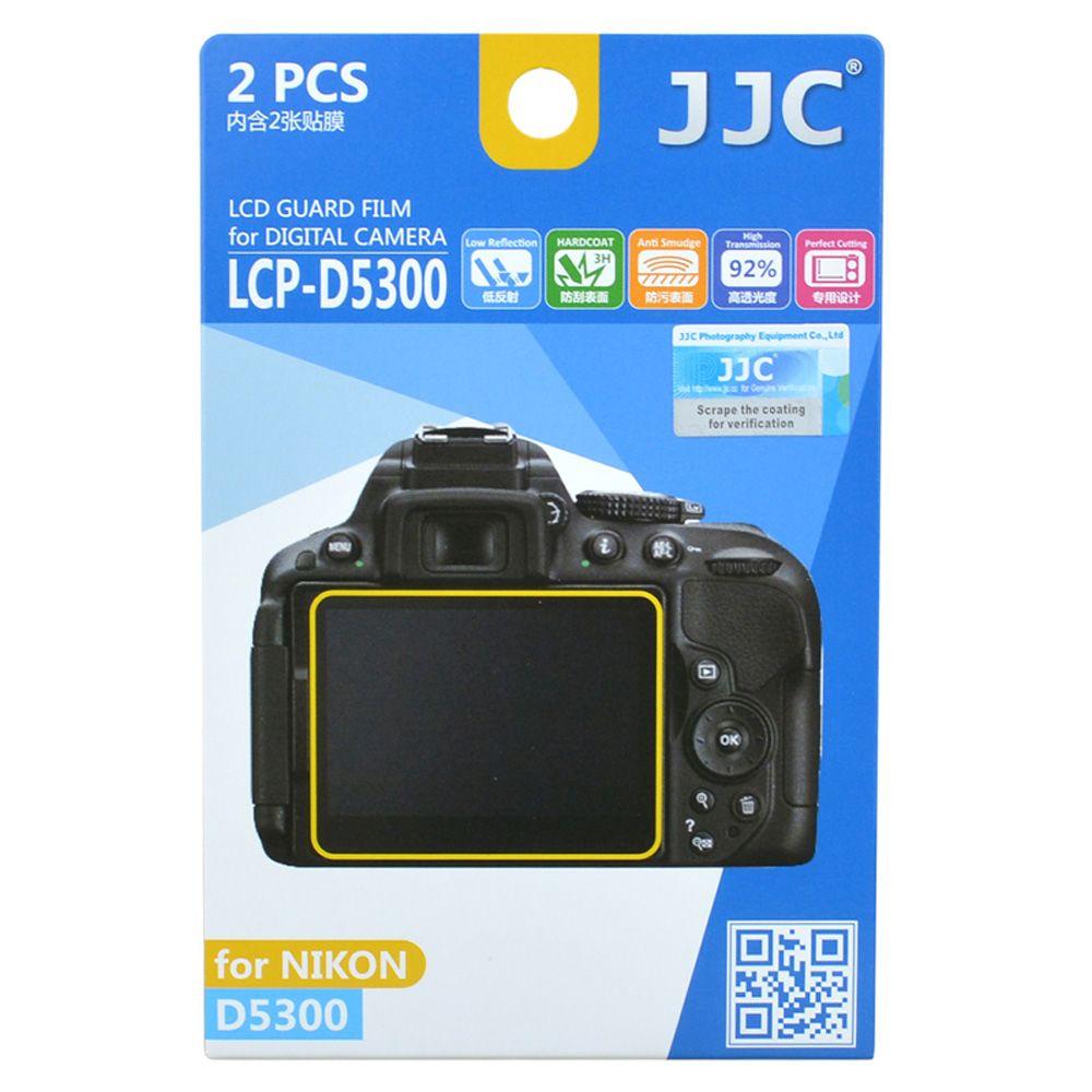 D3500 Jjc LCP-D3300 LCD Film protector Protector de pantalla cubierta para Nikon D3300 D3400