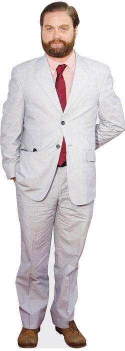 Zach-Galifianakis-Cardboard-Cutout-lifesize-OR-mini-size-Standee-Stand-Up