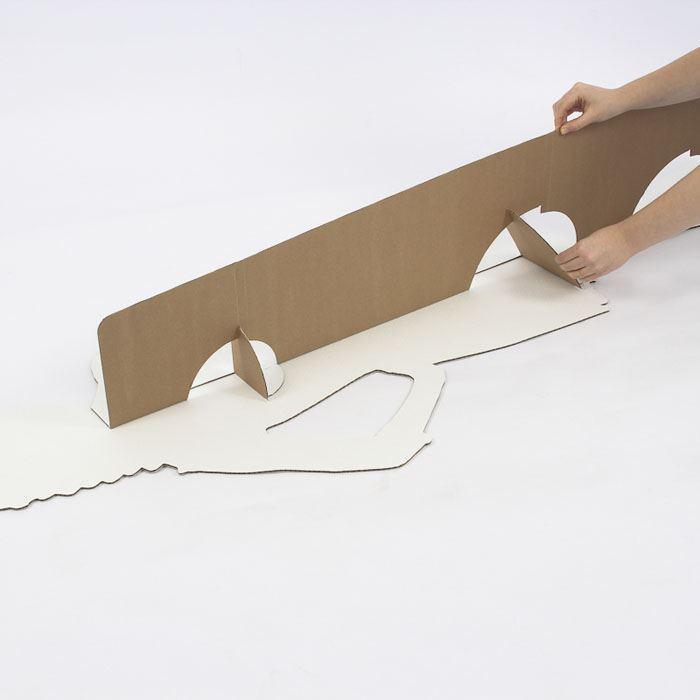 Evander-Holyfield-Silhouette-carton-grandeur-nature-ou-taille-mini