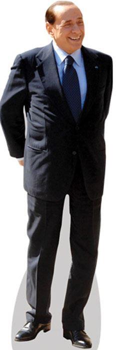 Silvio-Berlusconi-Cardboard-Cutout-lifesize-OR-mini-size-Standee-Stand-Up