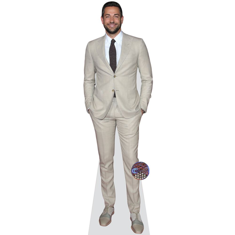 Zachary-Levi-Cardboard-Cutout-lifesize-OR-mini-size-Standee